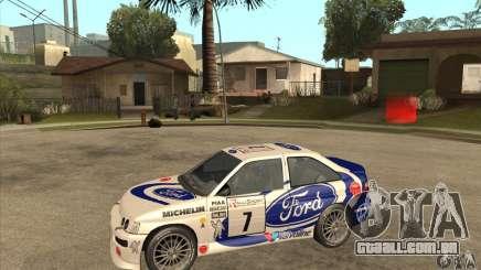Ford Escort RS Cosworth para GTA San Andreas