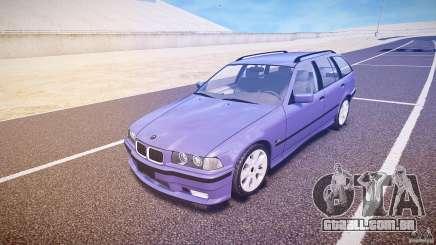 BMW 318i Touring para GTA 4