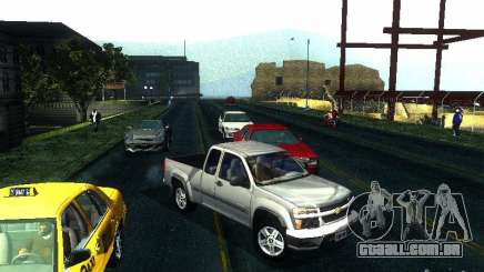 Chevrolet Colorado 2003 para GTA San Andreas