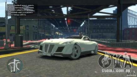Maybach Exelero para GTA 4