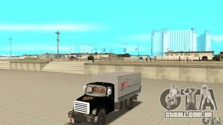 ZIL 433112 com tuning para GTA San Andreas