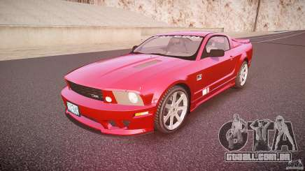 Saleen S281 Extreme - v1.1 para GTA 4