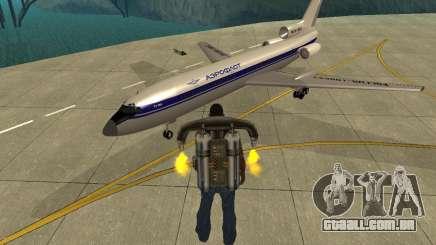 O Tu-154 para GTA San Andreas