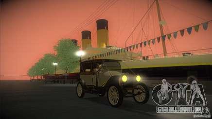Russo-Balt com 2440 para GTA San Andreas