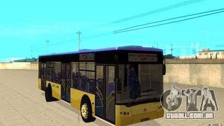 Laz-A183 cidade Laz para GTA San Andreas