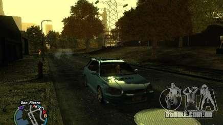 Subaru Impreza Wagon 2004 - 2002 para GTA San Andreas