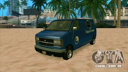 BUGSTARS Burrito from GTA IV para GTA San Andreas