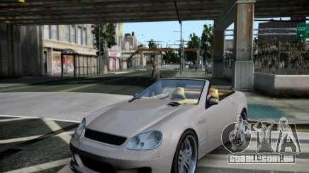 Feltzer BR-12 para GTA 4