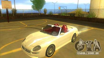 Maserati Spyder Cambiocorsa para GTA San Andreas