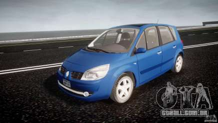 Renault Scenic II Phase 2 para GTA 4