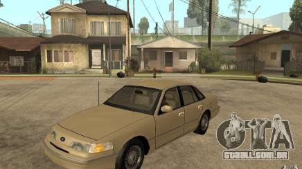 Ford Crown Victoria LX 1992 para GTA San Andreas