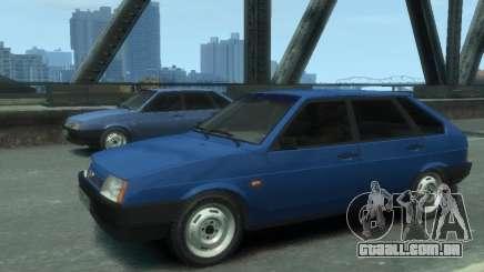 VAZ 21093i o tuning completo para GTA 4