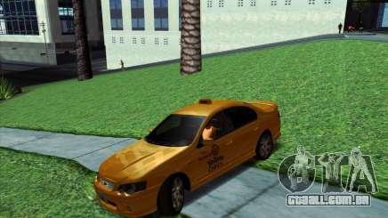Ford Falcon XR8 Taxi para GTA San Andreas