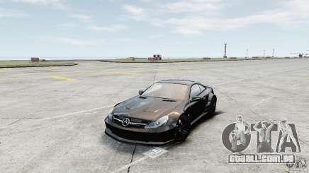 Mercedes-Benz SL65 AMG Black Series 2009 [EPM] para GTA 4