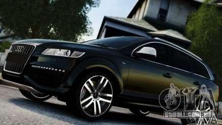 Audi Q7 V12 TDI 2009 para GTA 4