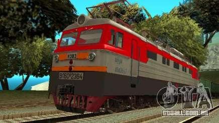 Vl60k 2364 RZD para GTA San Andreas