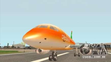 Sukhoi Superjet-100 para GTA San Andreas