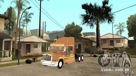 Peterbilt 387 pele 3 para GTA San Andreas