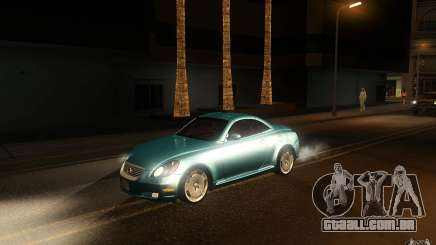 Lexus SC430 para GTA San Andreas