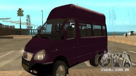 Táxi de gazela 32213 para GTA San Andreas