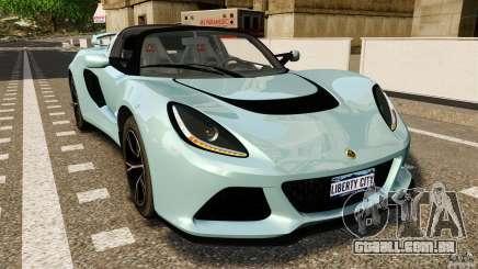 Lotus Exige S 2012 para GTA 4