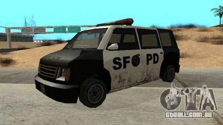 Moonbeam Police para GTA San Andreas