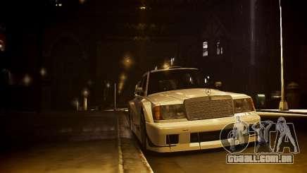 Mercedes 190E Evo2 para GTA 4