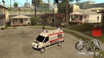 Volkswagen Crafter Ambulance para GTA San Andreas