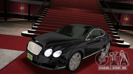 Bentley Continental GT para GTA Vice City