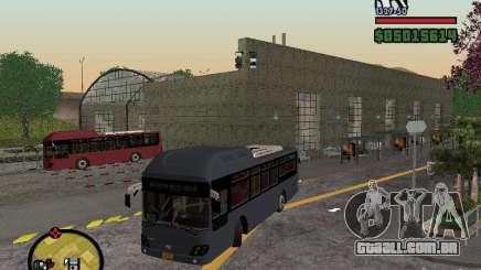 Daewoo BS110CN para GTA San Andreas