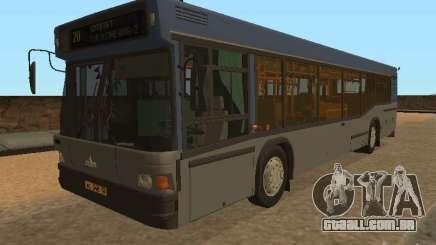 MAZ 103 para GTA San Andreas