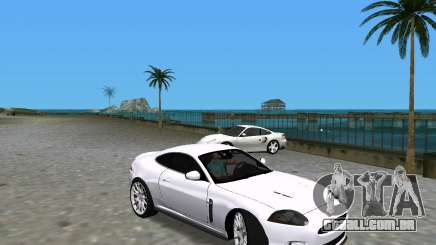Jaguar XKR S para GTA Vice City
