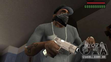 Kimber Desert Warrior para GTA San Andreas