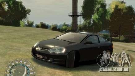 Acura RSX v. 2.0 metálico para GTA 4