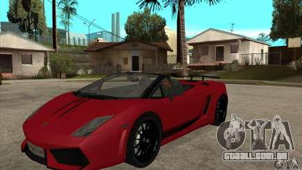 Lamborghini LP570-4 Performante 2011 para GTA San Andreas