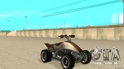 Powerquad_by-Woofi-MF pele 3 para GTA San Andreas