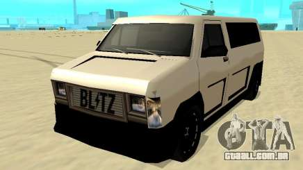 Burrito by W1nstoN para GTA San Andreas