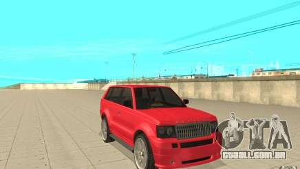 Huntley Sport de GTA 4 para GTA San Andreas