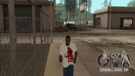 Omsk pássaros, t-shirt para GTA San Andreas