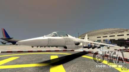 Liberty City Air Force Jet para GTA 4
