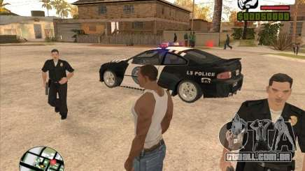 Call the Police para GTA San Andreas