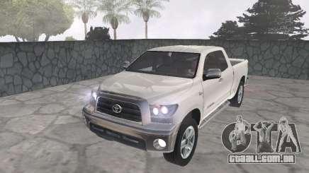 Toyota Tundra para GTA San Andreas