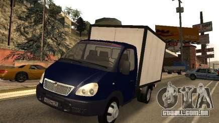 GAZ 3302-14 para GTA San Andreas
