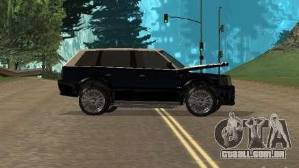 Huntley no GTA IV para GTA San Andreas
