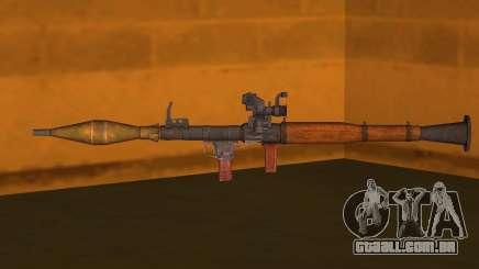 O RPG-7 para GTA San Andreas
