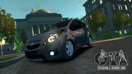 Chevrolet Spark para GTA 4