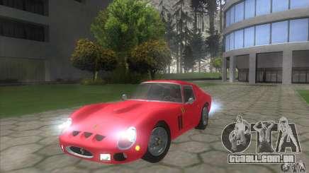 Ferrari 250 GTO 1962 para GTA San Andreas