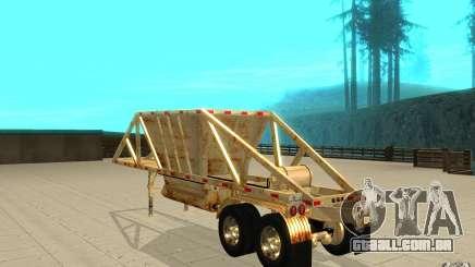 Petrotr trailer 2 para GTA San Andreas