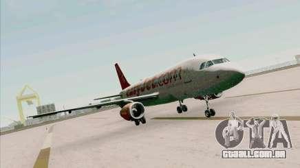 Airbus A319 Easyjet para GTA San Andreas