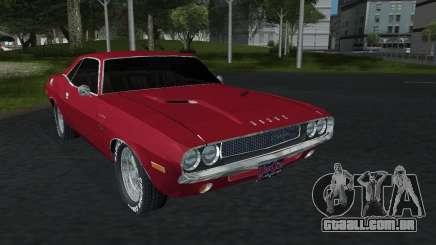 Dodge Challenger V1.0 para GTA San Andreas